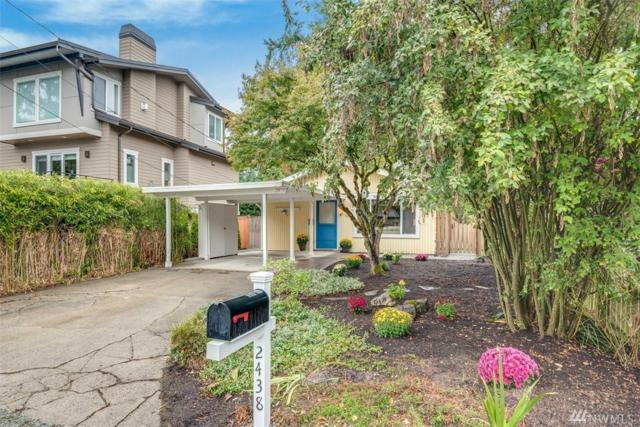 2438 62nd Ave SE, Mercer Island, WA 98040 (#1373311) :: Real Estate Solutions Group
