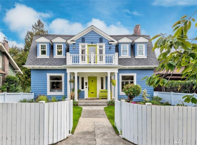 2714 34th Ave S, Seattle, WA 98144 (#1373438) :: NW Home Experts
