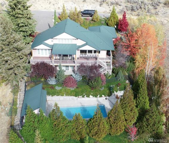 900 W Parkview Rd, Chelan, WA 98816 (#1373444) :: Kwasi Bowie and Associates
