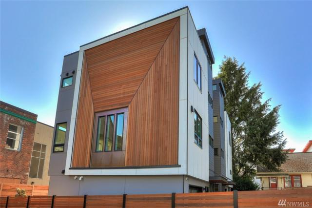 2009 NW 64th St B, Seattle, WA 98107 (#1373479) :: Better Homes and Gardens Real Estate McKenzie Group