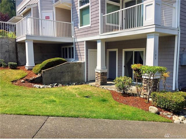 4120 S 223rd St #104, Kent, WA 98032 (#1373500) :: NW Home Experts