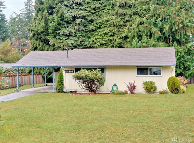 23102 63rd Ave W, Mountlake Terrace, WA 98043 (#1373501) :: KW North Seattle