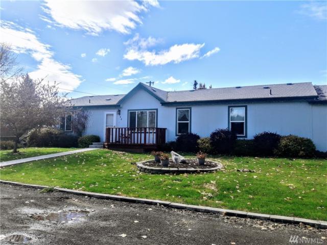 902 1st St, Davenport, WA 99122 (#1373517) :: Crutcher Dennis - My Puget Sound Homes
