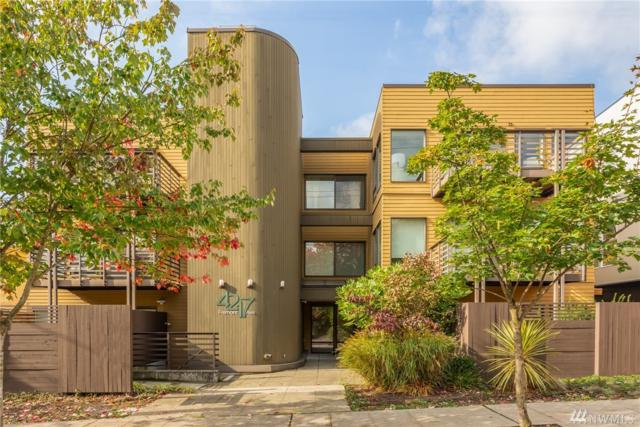 4217 Fremont Ave N #6, Seattle, WA 98103 (#1373545) :: Icon Real Estate Group