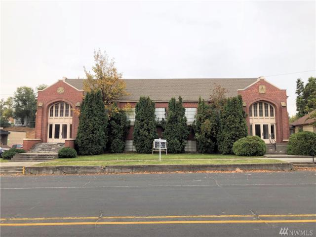 915 Morgan St, Davenport, WA 99122 (#1373591) :: Crutcher Dennis - My Puget Sound Homes