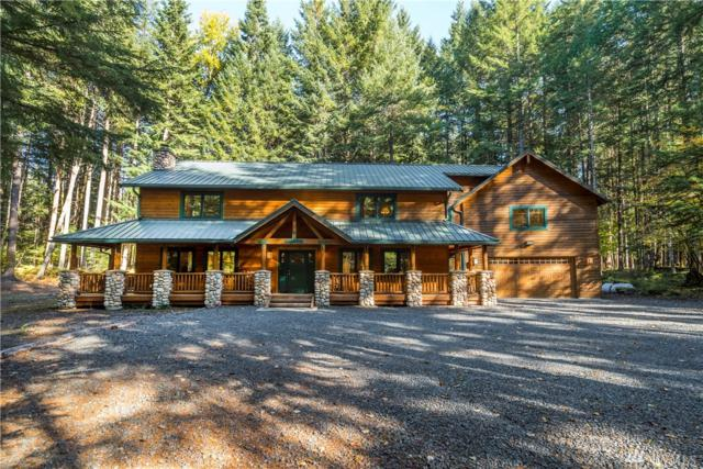 17001 Mountain Side Dr E, Enumclaw, WA 98022 (#1373615) :: Real Estate Solutions Group