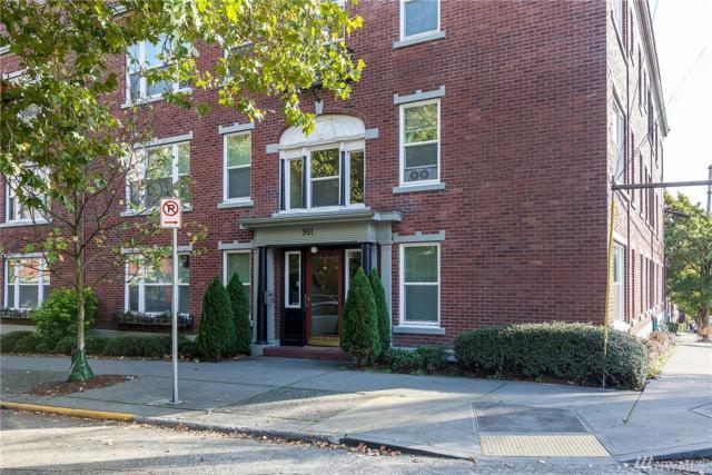 901 NE 43rd St #203, Seattle, WA 98105 (#1373682) :: Icon Real Estate Group