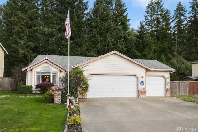 19417 88th Ave E, Spanaway, WA 98387 (#1373803) :: Mike & Sandi Nelson Real Estate