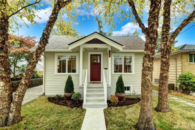 8024 26th Ave NW, Seattle, WA 98117 (#1373957) :: Ben Kinney Real Estate Team