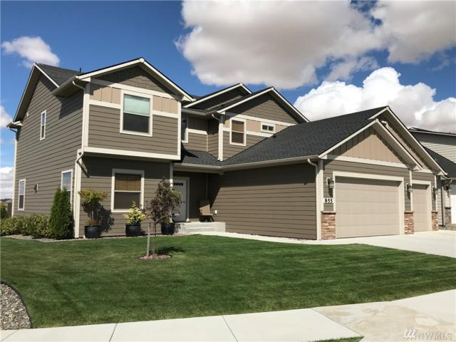 855 SW Windy Point Ct, Pullman, WA 99163 (#1374105) :: Homes on the Sound