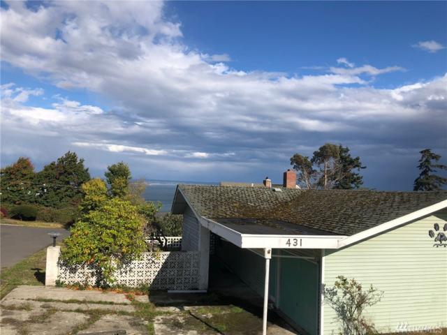 431 Foster, Port Townsend, WA 98368 (#1374182) :: Keller Williams Realty
