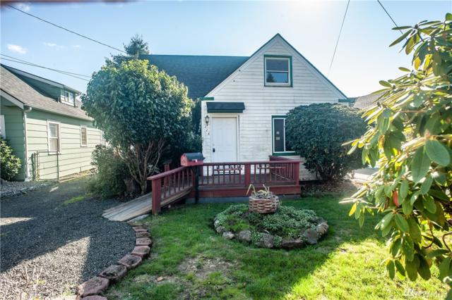326 Wheeler Ave, Hoquiam, WA 98550 (#1374227) :: Homes on the Sound