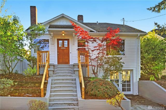 1555 N 36th St, Seattle, WA 98103 (#1374270) :: Mike & Sandi Nelson Real Estate