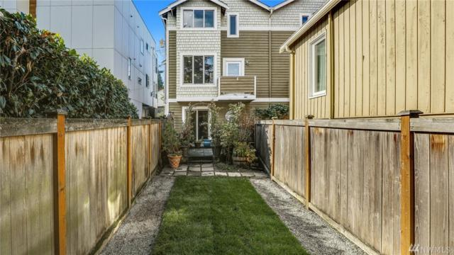 5213 SW Fauntleroy Wy B, Seattle, WA 98136 (#1374346) :: Real Estate Solutions Group