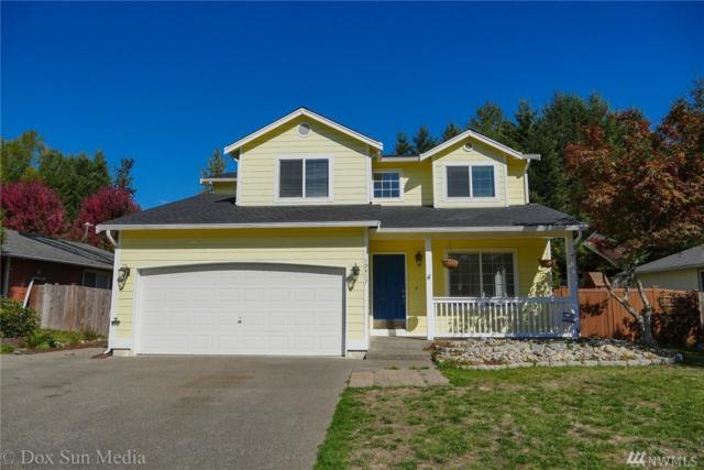 19417 71st Ave E, Spanaway, WA 98387 (#1374398) :: Crutcher Dennis - My Puget Sound Homes