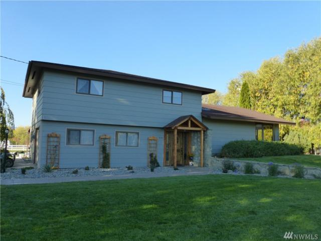 2132 W Dry Creek Rd, Ellensburg, WA 98926 (#1374579) :: McAuley Real Estate