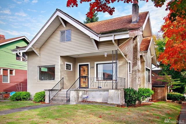 300 25th Ave, Seattle, WA 98122 (#1374581) :: Kwasi Bowie and Associates