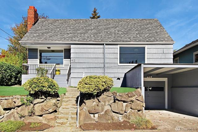 410 NW 72nd St, Seattle, WA 98117 (#1374666) :: The DiBello Real Estate Group