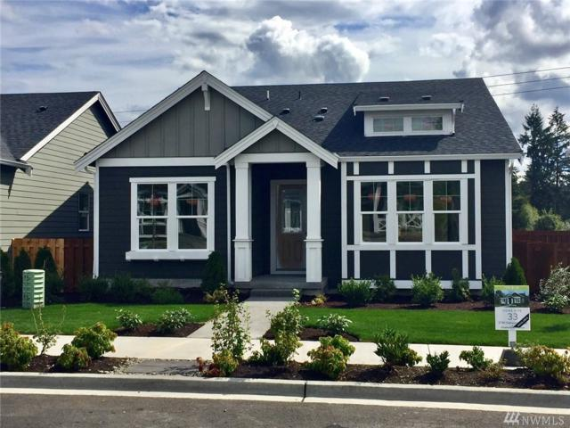 3718 Oakwood (Lot 36) St SE, Lacey, WA 98513 (#1374699) :: Real Estate Solutions Group