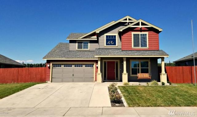 905 Magnum Ave, Moxee, WA 98936 (#1374809) :: Kimberly Gartland Group