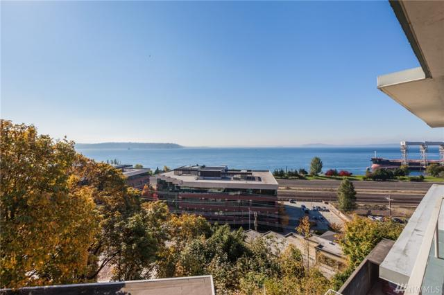 521 5th Ave W #401, Seattle, WA 98119 (#1374873) :: The Mike Chaffee Team