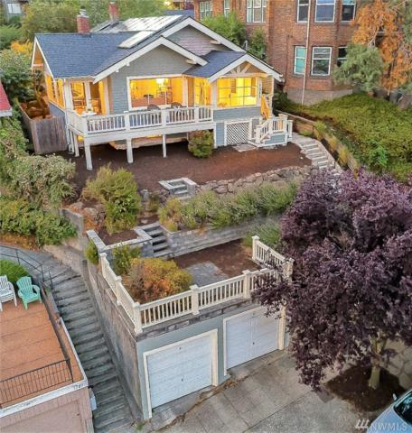 1511 5th Ave N, Seattle, WA 98109 (#1374970) :: Mike & Sandi Nelson Real Estate