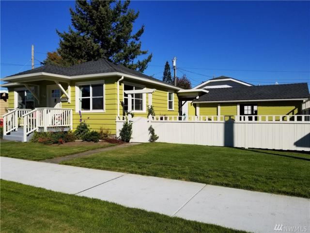106 10th St, Lynden, WA 98264 (#1375044) :: Chris Cross Real Estate Group