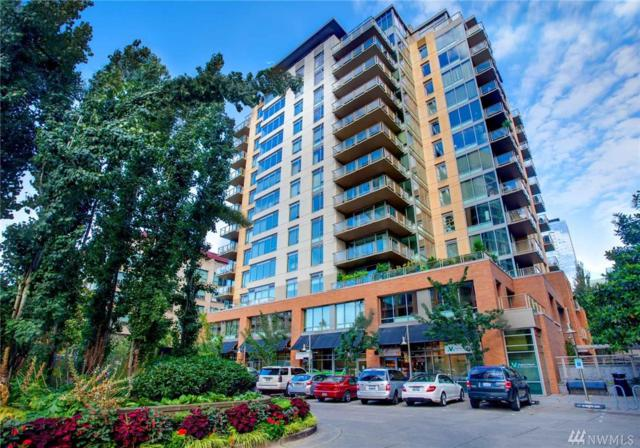 910 Lenora St #603, Seattle, WA 98121 (#1375149) :: Costello Team
