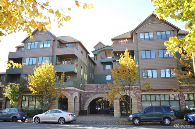 4123 California Ave SW #205, Seattle, WA 98116 (#1375211) :: The DiBello Real Estate Group