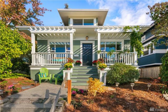 716 32nd Ave, Seattle, WA 98122 (#1375244) :: Crutcher Dennis - My Puget Sound Homes