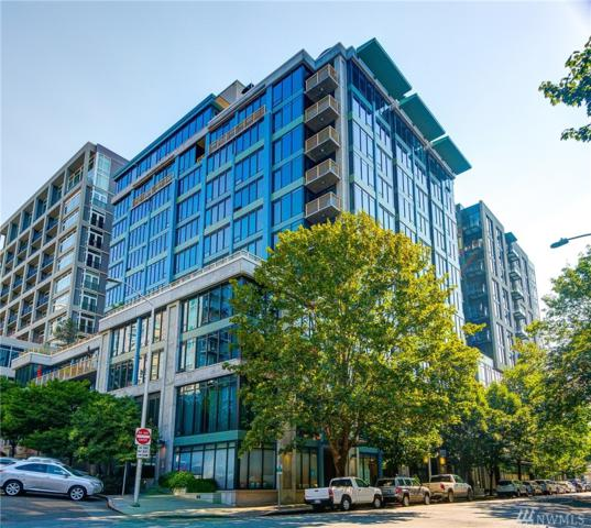 2716 Elliott Ave #305, Seattle, WA 98121 (#1375258) :: Kwasi Bowie and Associates
