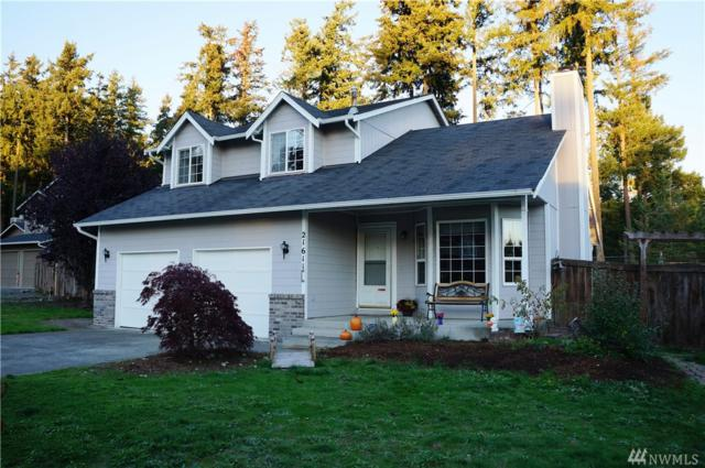 21611 95th Av Ct E, Graham, WA 98338 (#1375307) :: Kwasi Bowie and Associates