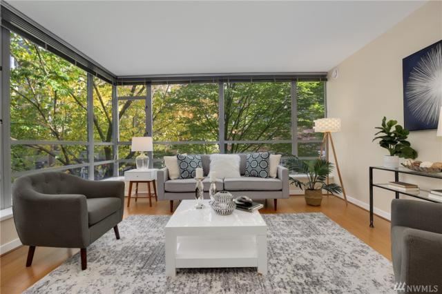 2929 1st Ave #217, Seattle, WA 98121 (#1375323) :: Real Estate Solutions Group