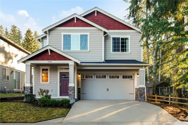 1506 196th St SW, Lynnwood, WA 98036 (#1375351) :: Real Estate Solutions Group