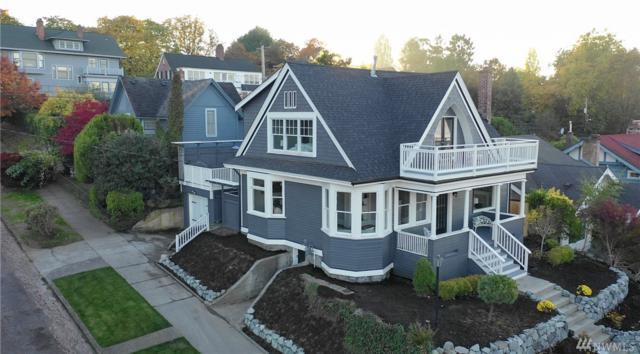 802 N G St, Tacoma, WA 98403 (#1375402) :: Five Doors Real Estate