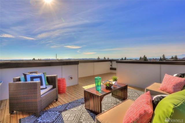8027-B 15th Ave NW, Seattle, WA 98117 (#1375669) :: Ben Kinney Real Estate Team
