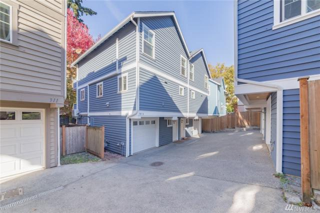 307 27th Ave S B, Seattle, WA 98144 (#1375733) :: Kwasi Bowie and Associates