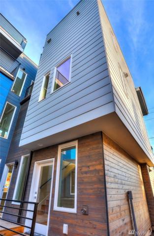 1416-C N 46th St, Seattle, WA 98103 (#1375775) :: Ben Kinney Real Estate Team
