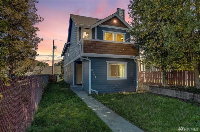 2105 S Sprague Ave, Tacoma, WA 98405 (#1375906) :: Ben Kinney Real Estate Team