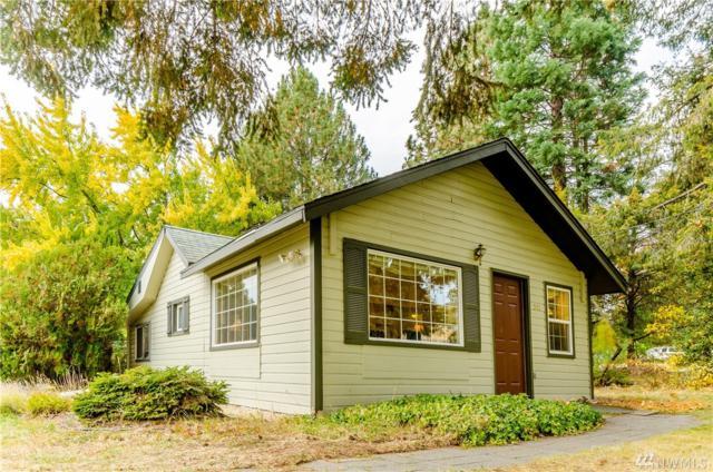 551 Wapato Lake Road, Manson, WA 98831 (#1375966) :: Keller Williams Realty