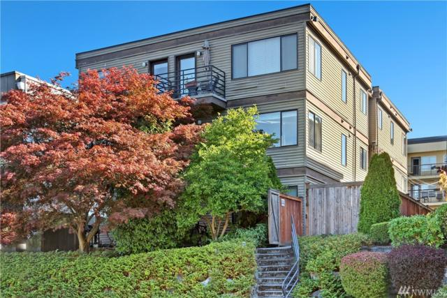 2316 44th Ave SW #201, Seattle, WA 98116 (#1375968) :: Ben Kinney Real Estate Team