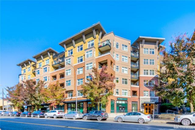 5450 Leary Ave NW #546, Seattle, WA 98107 (#1376114) :: The DiBello Real Estate Group