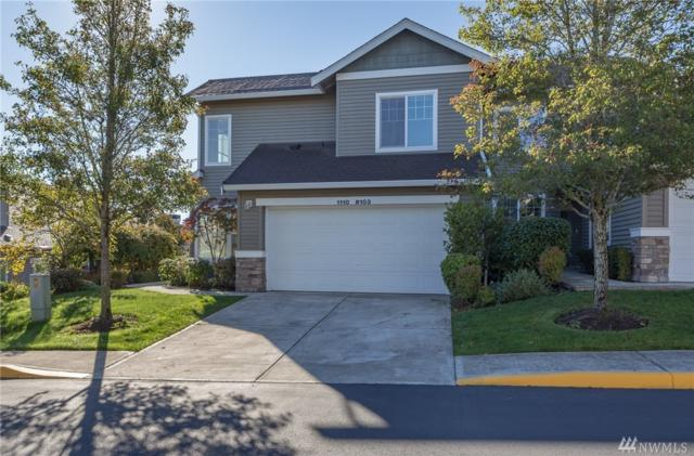 1110 63rd St SE #103, Auburn, WA 98092 (#1376116) :: Better Homes and Gardens Real Estate McKenzie Group