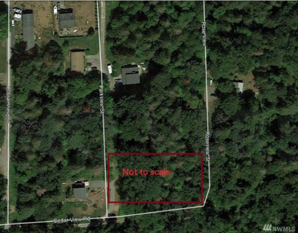 0 Lots 25 & 26  Jerome St, Blaine, WA 98230 (#1376148) :: Chris Cross Real Estate Group