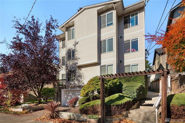 2650 NW 58th St #10, Seattle, WA 98107 (#1376185) :: Ben Kinney Real Estate Team