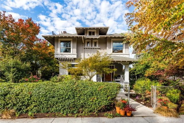 507 33rd Ave, Seattle, WA 98122 (#1376212) :: Chris Cross Real Estate Group