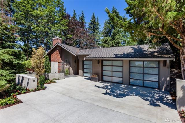 8610 NE 20th St, Clyde Hill, WA 98004 (#1376313) :: McAuley Real Estate