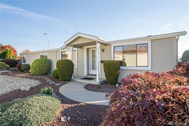 1702 Clark Dr #8, Wenatchee, WA 98801 (#1376323) :: Real Estate Solutions Group