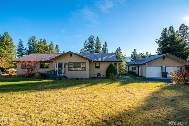400 Cottage Ave, Cle Elum, WA 98922 (#1376325) :: Kwasi Bowie and Associates