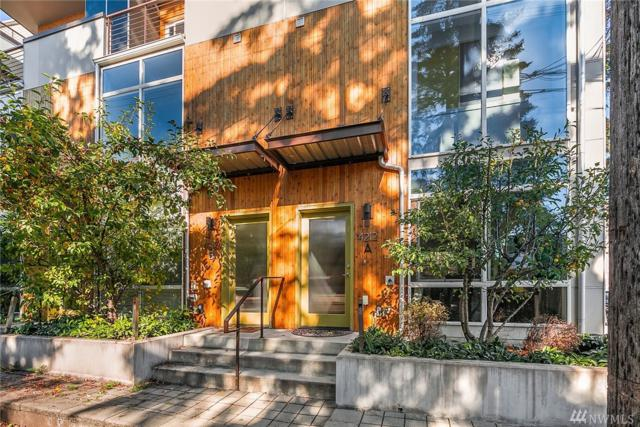 4212 Linden Ave N A, Seattle, WA 98103 (#1376434) :: Icon Real Estate Group